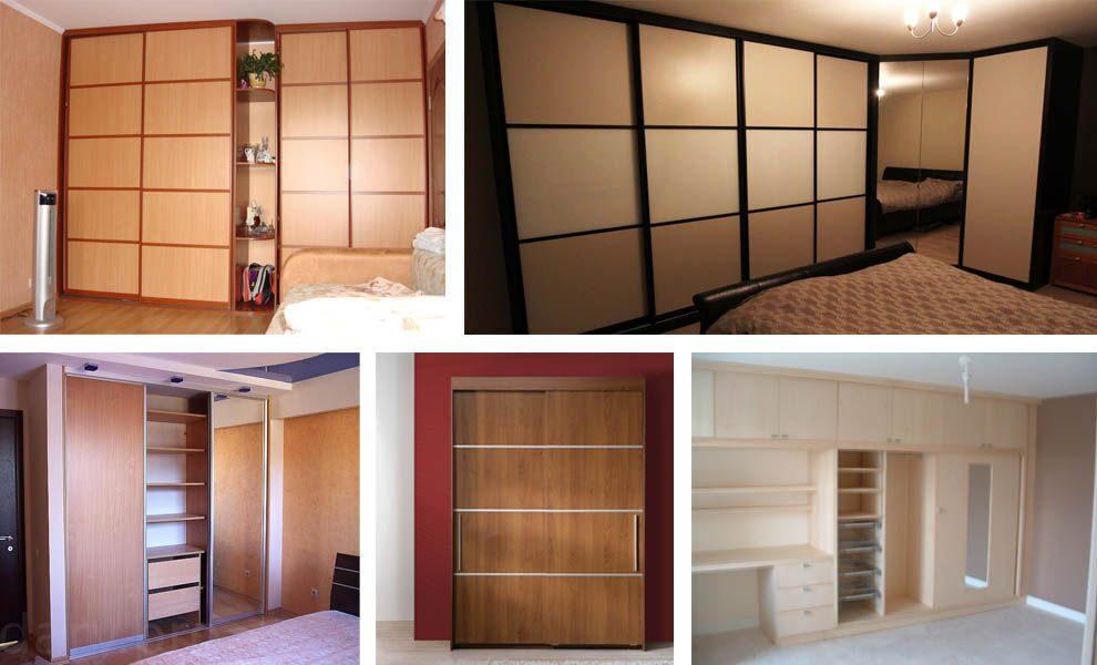 Шкафы купе по индивидуальным размерам шкафы купе на заказ в .